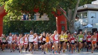 Este fin de semana se disputa la quinta edición de la Carrera Popular 'Entre barrancos' de Alcalá del Júcar