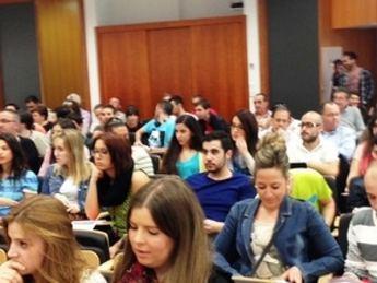 CCOO explica a 150 sindicalistas, estudiantes y trabajadores de Albacete los cambios legales en las pensiones