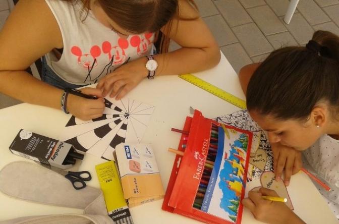 El proyecto Urban Camp permite a los jóvenes de Albacete aprender y mejorar su inglés