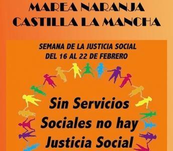 Semana de la justicia social en Albacete y concentración el día 18 en el Altozano