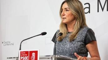 """Tolón: """"La falsa recuperación de Cospedal es volver a tener más de 300.000 parados un año después y 70.000 más desde que ella gobierna"""""""