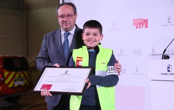 Convocado el VI concurso de dibujo escolar del 112, destinado a que los niños conozcan el teléfono único de emergencias