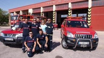 Un equipo del Sepei, del Parque de Almansa, ha participado en el Campeonato de España de rescate en accidentes de tráfico