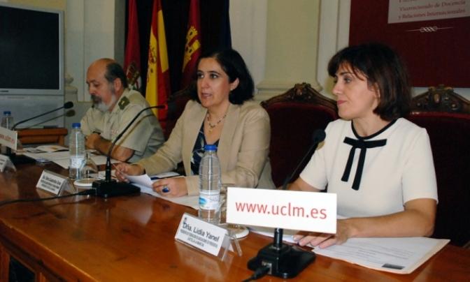 Libertad de expresión y seguridad nacional, en la Jornada de la UCLM