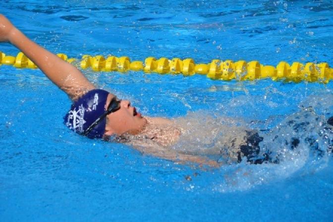 Toledo y Albacete celebran Campeonatos Provinciales de natación en las categorías benjamín y alevín