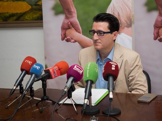 """Pedro Soriano denuncia las """"graves irregularidades"""" en el proceso de licitación de zonas verdes"""