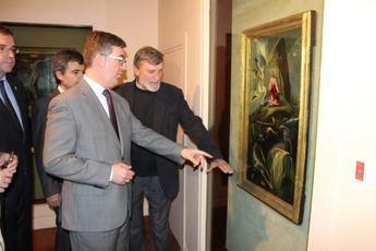 Marín: 'Semana de Música Religiosa de Cuenca es una muestra más del compromiso del Gobierno con la cultura'