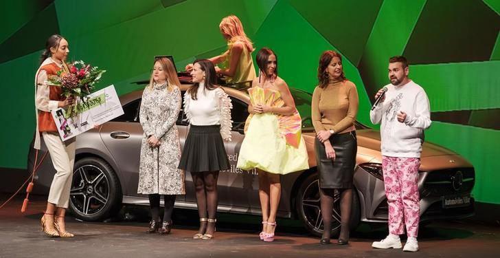 La sexta edición de AB Fashion abrió sus puertas con dos firmas albaceteñas, y una alicantina, en la pasarela del 'Trending Show'