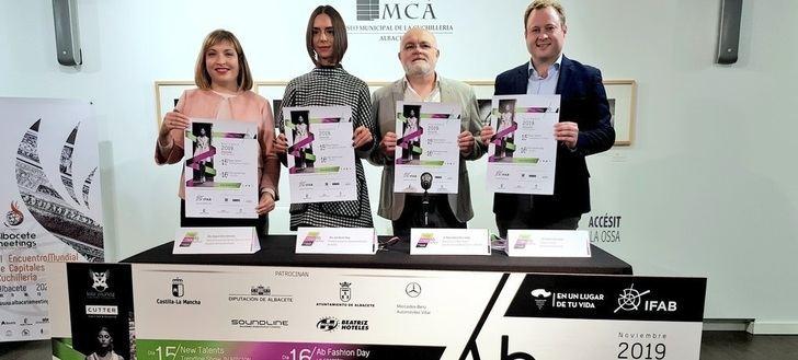 El Palacio de Congresos de Albacete acoge el 15 y 16 de este mes la nueva edición de AbFashion