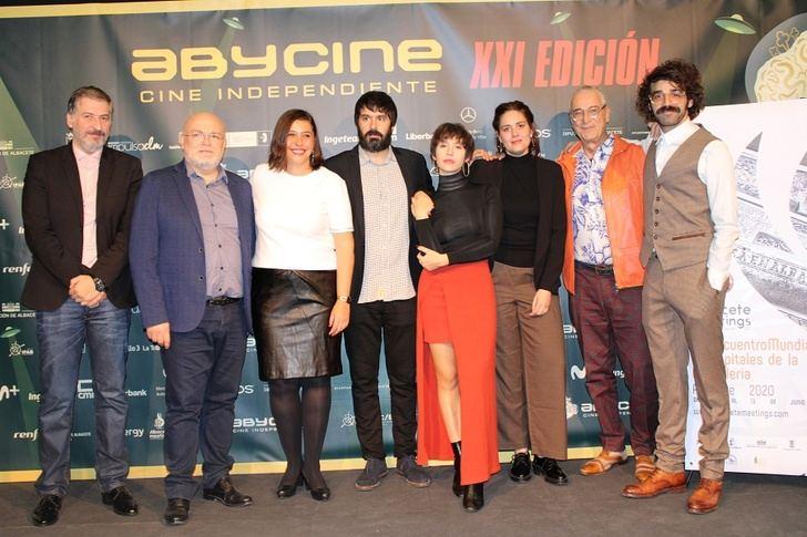 Gala inaugural de la XXI edición del Festival Internacional de Cine Independiente de Albacete, Abycine
