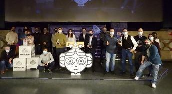 Abycine despidió su edición premiando a 'El agente topo' y 'Ane' en la categoría Abycine Indie