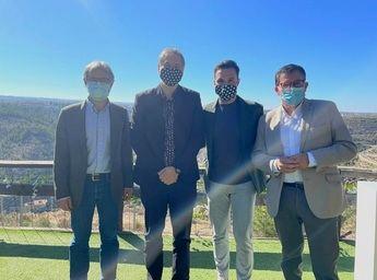 La Diputación de Albacete no falta a su cita con los Premios 'Abycine Lanza'