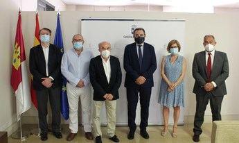 Sanidad y la Academia de Medicina de Castilla-La Mancha unen esfuerzos para desarrollar un calendario de actuaciones