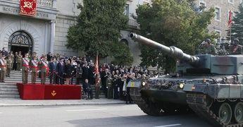 Día grande en Toledo con la festividad de la patrona de la Infantería
