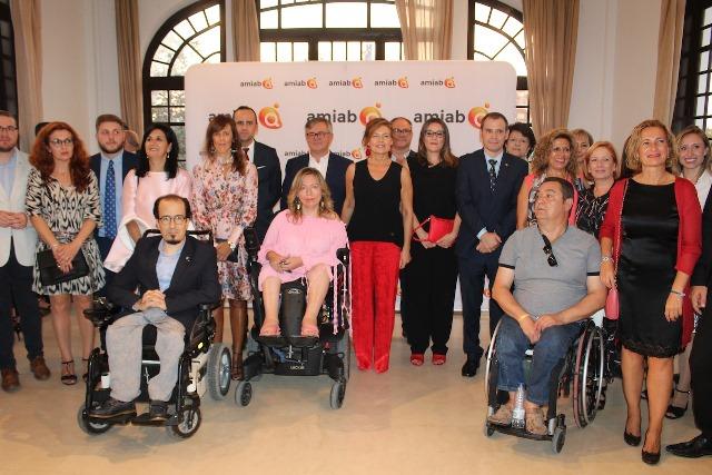 Compromiso del Ayuntamiento de Albacete por la accesibilidad, en el Día de Amiab