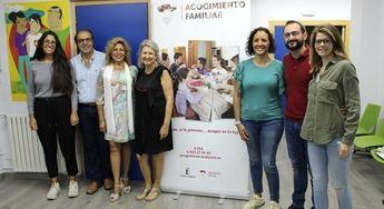 La Junta de Castilla-La Mancha fomenta las garantías y los valores del Programa de Acogimiento Familiar a menores tutelados