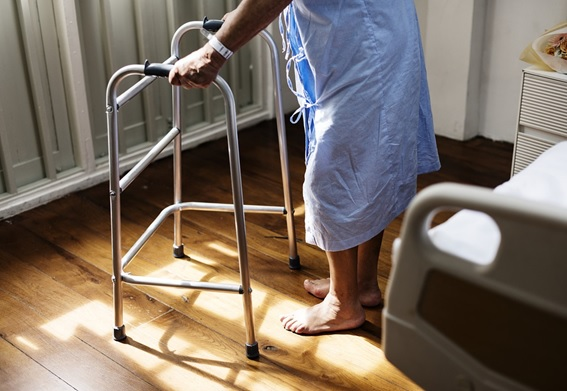 El acompañamiento hospitalario: una necesidad básica.