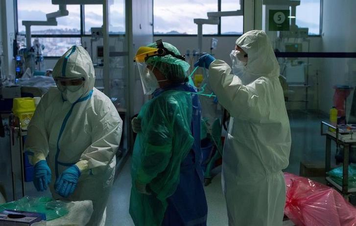 Castilla-La Mancha registra 106 nuevos casos, 3 muertes y el menor número de pacientes en UCIS desde agosto