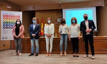 Diputación de Abacete, Junta y Ayuntamientos promoverán en la provincia actividades culturales con motivo del 'Mes del Orgullo'