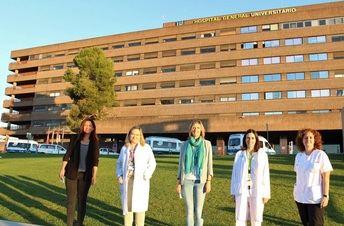 200 profesionales sanitarios del SESCAM actualizan en Albacete conocimientos sobre la enfermedad celiaca