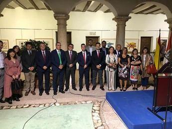 Caudete (Albacete) inaugura la quinta edición de la Bienal Internacional de Acuarela