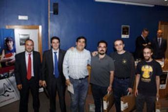 Entregados los premios de la octava Olimpiada de Informática, en la que han participado casi 150 equipos