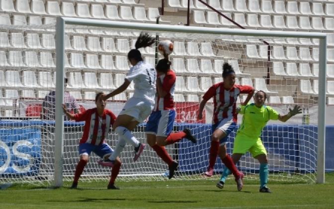 El Fundación Albacete Nexus logró un punto en el campo del Transportes Alcaine de Zaragoza (0-0)