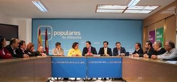 Riolobos y Nuñez (PP) valoran positivamente la política regional y nacional