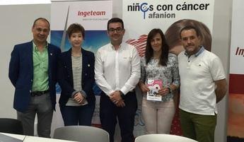Afanion atendió el año pasado a 39 familias castellanomanchegas afectadas de cáncer infantil