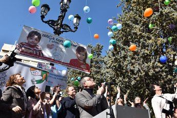 Diferentes actos recuerdan en Albacete que el 15 de febrero es el Día Internacional del Cáncer Infantil