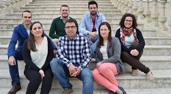 """Los jóvenes de Juventudes Socialistas se sienten """"participes del cambio en Albacete"""""""