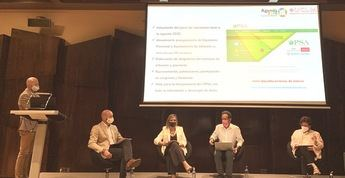 La Diputación Albacete pide más velocidad en la Agenda 2030 y apunta que el 80% del éxito dependerá de entidades locales