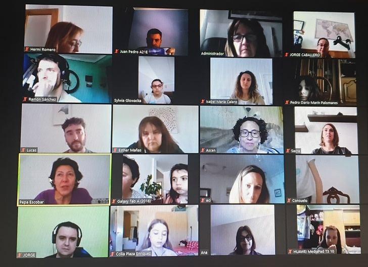El grupo de trabajo 'Agenda 21 Escolar' de Albacete ha continuado con su labor a pesar de la suspensión de las clases presenciales
