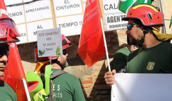 Los Agentes medioambientales de Castilla-La Mancha vuelven a exigir aumento plantilla y paso al grupo B