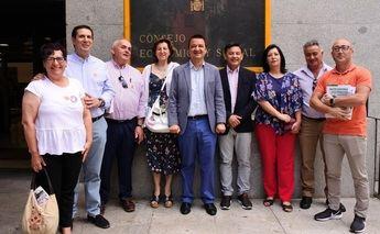 La Junta de Castilla-La Mancha abona este viernes más de 26 millones de ayudas para agricultura ecológica y pastoreo