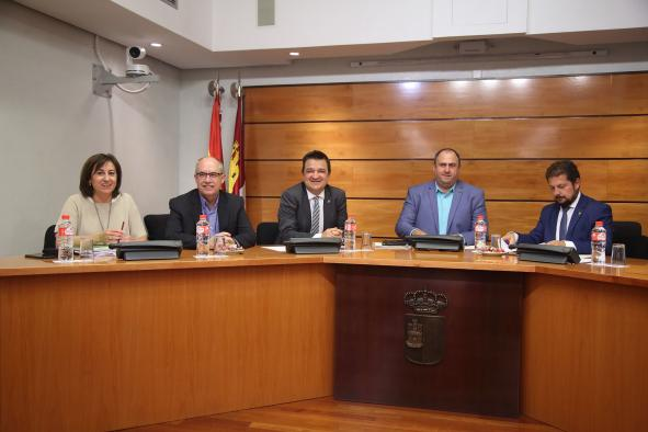 Arroyo asegura que el agua será el elemento principal de la política agraria en toda la legislatura
