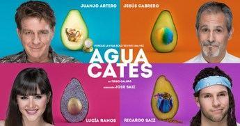 Aguacates, una divertida comedia para la tarde del domingo en la Casa de la Cultura de La Roda