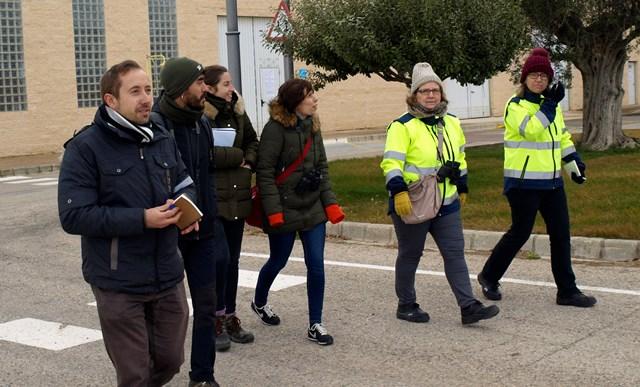Aguas de Albacete realiza un censo de invierno de aves en sus instalaciones