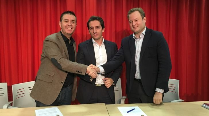 Aguas de Albacete renueva su convenio de colaboración con Cultural Albacete con el objetivo de fomentar el teatro educativo