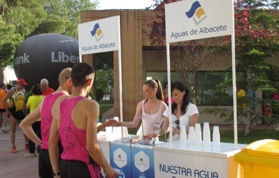Aguas de Albacete, una de las cuatro empresas que reciben el distintivo de excelencia en igualdad 2017 en Castilla-La Mancha