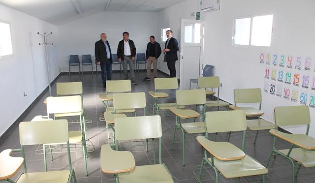 El centro cívico de Aguas Nuevas (Albacete), con más espacio para los jóvenes y para la educación