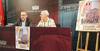 El Bonillo y la residencia San Vicente de Paúl recibirán a los aguilanderos este fin de semana