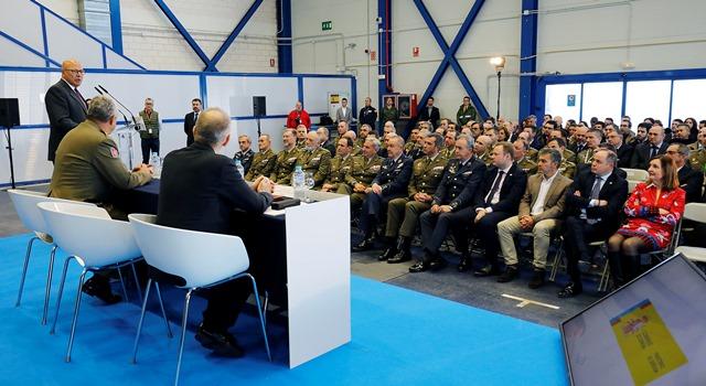 Airbus Albacete entrega el último de los 24 helicópteros encargados por el Ministerio de Defensa