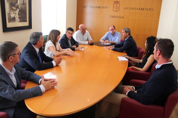 Airbus Helicopters aclara 'malentendido' sobre el almacén de Almansa, donde no habrá almacén logístico