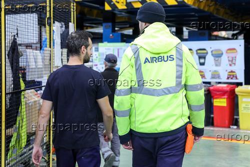 Airbus advierte de que se podría agravar la situación 'crítica' de algunas plantas
