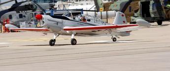La planta albaceteña de Airbus Helicopters acoge el Air Rally 50