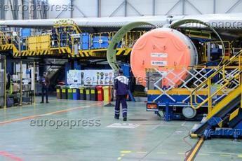 Airbus arranca la próxima semana la negociación de su plan industrial en los centros de Castilla-La Mancha, Madrid y Andalucía