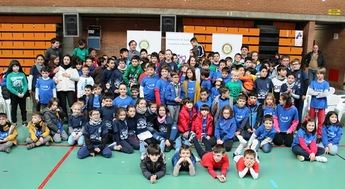 150 escolares participaron en Albacete en el Campeonato Provincial de Ajedrez