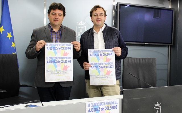 Ajedrez para los escolares de Albacete, en el III Campeonato Provincial