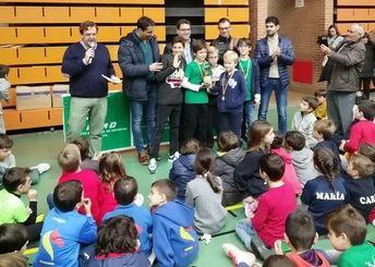 165 alumnos y alumnas participan en Albacete en el Campeonato Provincial de ajedrez por colegios